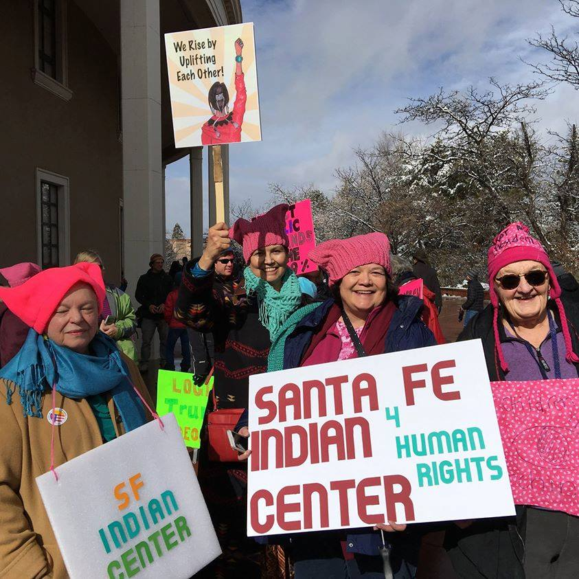Santa Fe Indian Center Opens Office